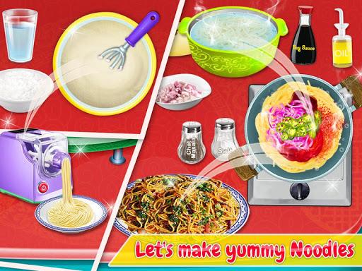 Chinese Street Food - Cooking Game  screenshots 6