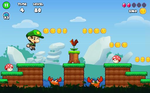 Bob Run: Adventure run game apkpoly screenshots 17