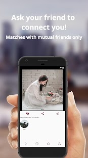 GoGaga- serious relationship dating app women love Screenshot