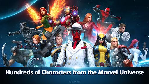 MARVEL Future Fight  screenshots 1
