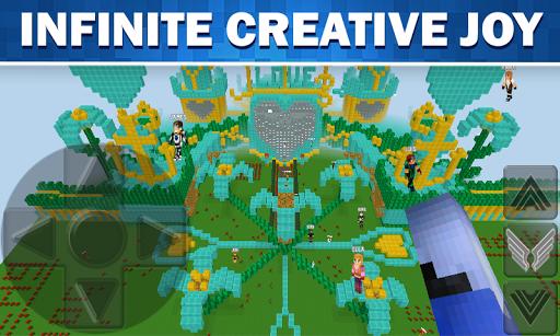 WorldCraft: 3D Build & Block Craft  screenshots 7