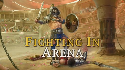 Gladiator Glory: Duel PVP Arena Fighting Warriors APK MOD – Pièces de Monnaie Illimitées (Astuce) screenshots hack proof 2