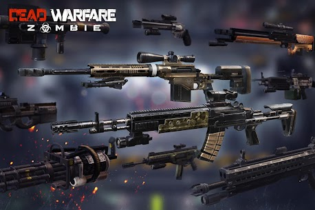 Dead Warfare Zombie MOD APK 2021 [Unlimited Ammo/Money/Health] 7
