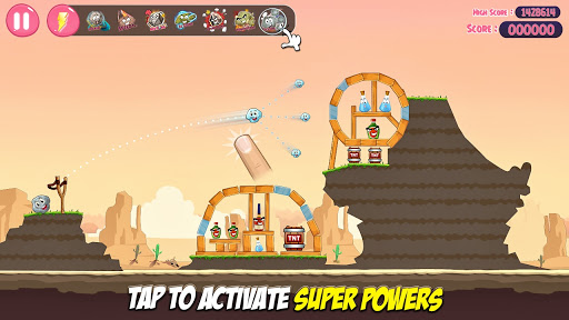 Slingshot Shooting Games: Bottle Shoot Free Games modiapk screenshots 1