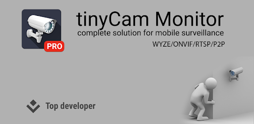tinyCam PRO - Swiss knife to monitor IP cam .APK Preview 0