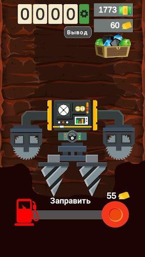 Happy Digging: Idle Miner Tycoon 0.9 screenshots 1