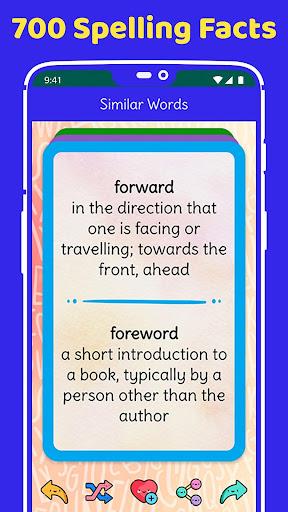 Ultimate English Spelling Quiz : New 2020 Version 2020.33 screenshots 8