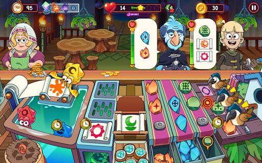 Potion Punch 2: Fun Magic Restaurant Cooking Games android2mod screenshots 16