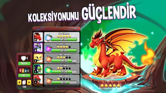 Dragon City Mod APK indir 2021 5
