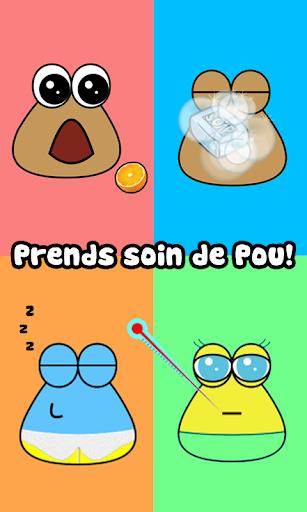 Pou APK MOD – Pièces de Monnaie Illimitées (Astuce) screenshots hack proof 1