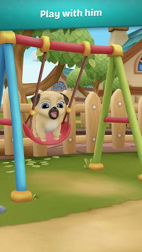 My Virtual Pet Dog ud83dudc3e Louie the Pug 1.9.3 screenshots 7