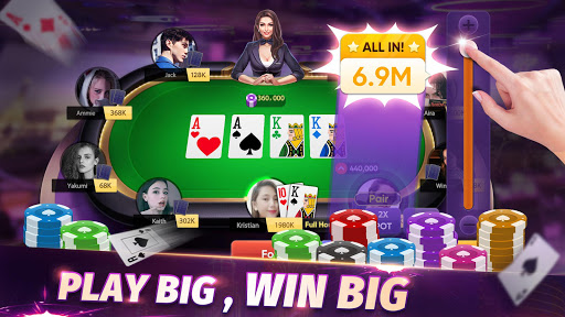 Poker Land - Free Texas Holdem Online Card Game apktreat screenshots 2