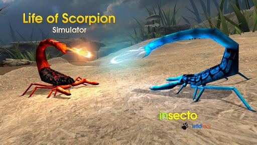 Télécharger Life of Scorpion APK MOD (Astuce) screenshots 1