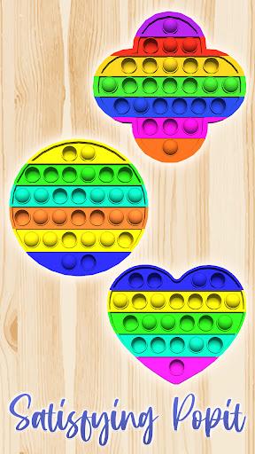 Pop It 3D ASMR - DIY Fidget Antistress Calm Toys  screenshots 6