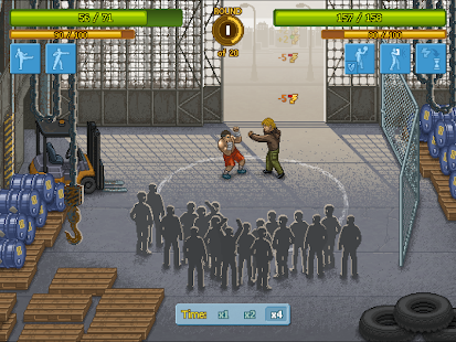 Punch Club: Fights Screenshot