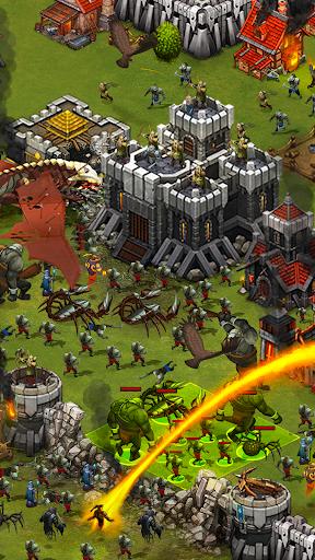 Throne Rush 5.23.2 screenshots 3