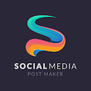 Social Media Post Maker - Socially Graphics Design