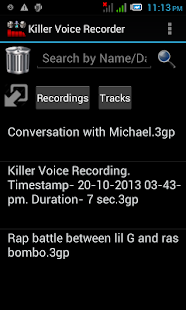 Killer Voice Recorder