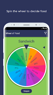 Wheel of Food 0.0.1 Android APK Mod Newest 2
