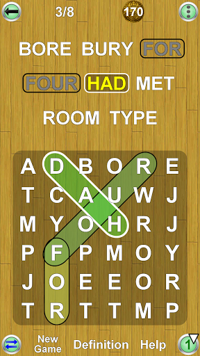 Word Games apktreat screenshots 2