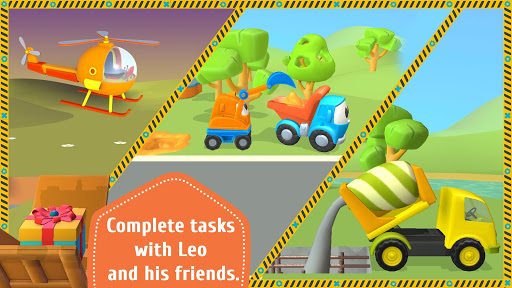 Leo the Truck and cars: Educational toys for kids 1.0.58 screenshots 3