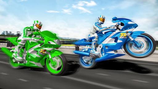Real Bike Racing: Turbo Bike Racer Traffic Rider 1.6 screenshots 5