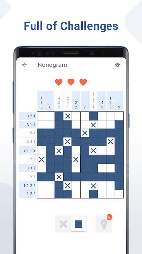 Nonogram - Free Logic Puzzle 1.3.4 screenshots 19