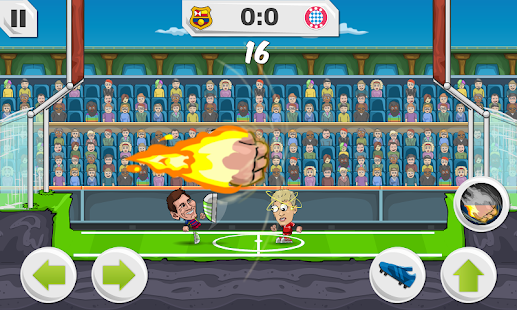 Y8 Football League Sports Game 1.2.0 screenshots 4