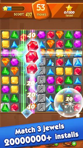 Jewels Classic - Jewel Crush Legend 3.0.6 screenshots 12