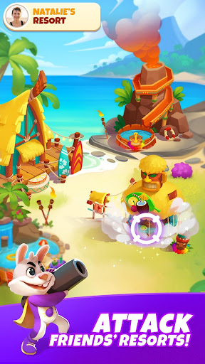 Resort Kings: Raid Attack and Build your Resorts 1.0.4 screenshots 3