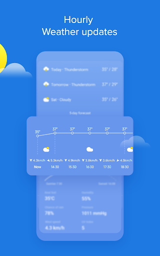 Weather - By Xiaomi modavailable screenshots 5