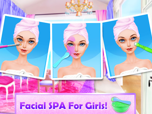 Makeover Games: Makeup Salon Games for Girls Kids 1.4 screenshots 11
