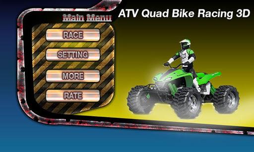 ATV Quad Bike Racing Game  screenshots 1