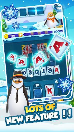 Télécharger Gratuit Penguin Solitaire apk mod screenshots 2