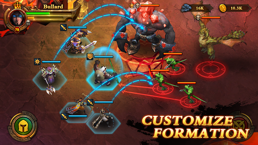 Age of warriors: dragon battle & auto chess - RPG 1.3.8 de.gamequotes.net 2