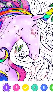 Magic Paint - Color by number & Pixel Art 0.9.24 Screenshots 5