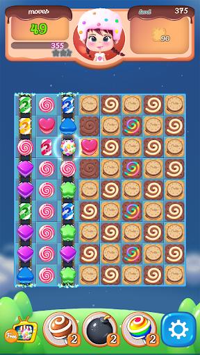 New Sweet Cookie POP : 2020 puzzle world 1.2.6 screenshots 8