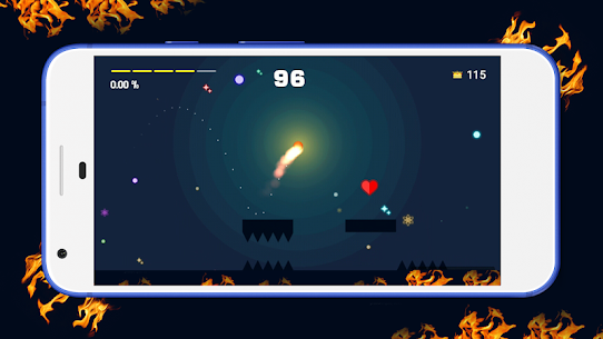 Fire Glow Game Hack for Android and iOS 3