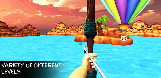Archery hero –  Master of Arrows Archery 3D Game For Android 3