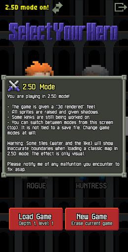 Skillful Pixel Dungeon 0.5.0b screenshots 1