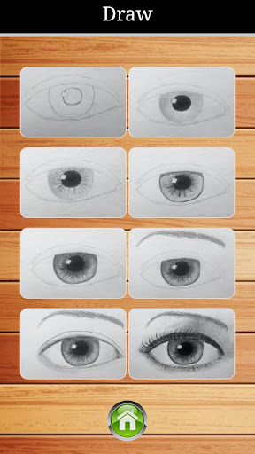 How to Draw Eyes Step by Step  Screenshots 8