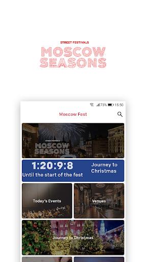 Moscow Seasons  Screenshots 1