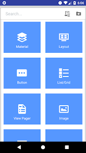 Awesome Android - UI Libraries screenshots 1