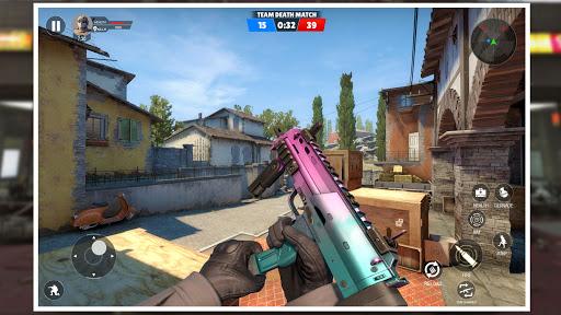 Modern Gun Strike:PvP Multiplayer 3D team Shooter  screenshots 11
