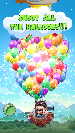 Baloon Shooter: Fun Games Pack Latest screenshots 1