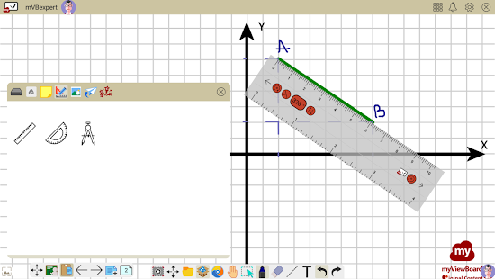myViewBoard Whiteboard - Your Digital Whiteboard 1.30.5 Screenshots 4