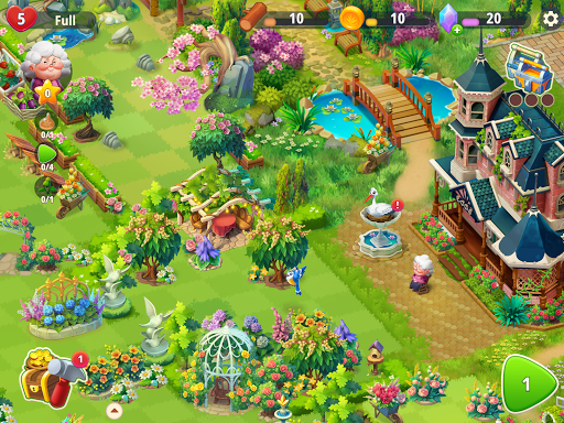 Merge Gardens android2mod screenshots 7