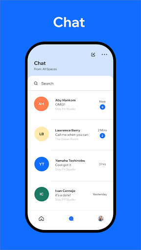 Spaces: Connect with Your Favorite Business.  screenshots 7