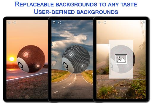 Magic 8 Ball 3D android2mod screenshots 7