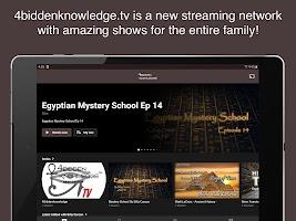 4biddenknowledge TV